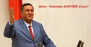 Gürer sordu, Bakan yanıtladı. Faturasını ödeyemeyen 4 milyon abonenin elektriği kesildi