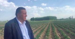"""Gürer: """"Zarar gören çiftçilere acil destek verilmeli"""""""