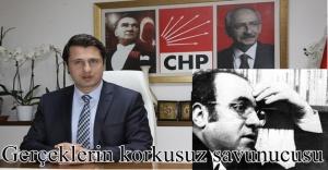 CHP İzmir İl başkanı Deniz Yücel: Uğur Mumcu halkını ve mesleğini satmamıştır