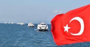 """İZDENİZ """"ayda 1,5 milyon yolcu barajını"""" aştı."""