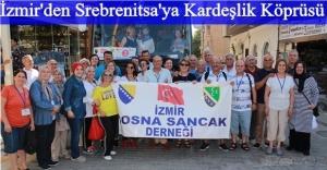 İzmir Bosna Sancak Dernek üyeleri Srebrenitsa anma törenlerine katılacak