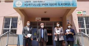 İzmir Büyükşehir Belediyesi'nden çocuklara 23 Nisan sürprizi