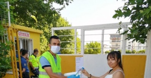 İzmir Büyükşehir Belediyesi'nden hafta sonu mesaisi