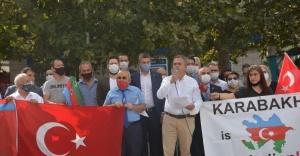 İzmir'de bulunan Balkan Dernek ve Federasyonlardan Azerbaycan'a destek