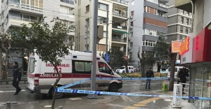 İzmir'de sokak ortasında silahla yaralama