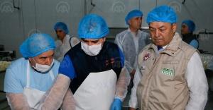 İzmir'de süt ve süt ürünü firmaları denetlendi