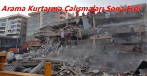İzmir'deki depremde can kaybı 114 oldu