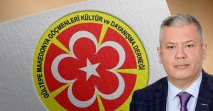 İzmir Gültepe Makedonya Göçmenleri Derneği'nden Ermenistan'a Kınama...