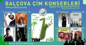 İzmir Müziğe Doyacak
