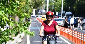 İzmir'e 100 bisiklet daha geliyor