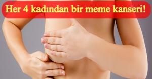 KANSER ÖNLENEBİLİR BİR HASTALIKTIR!