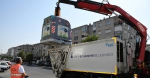 Karabağlar'da yeni nesil çöp toplama dönemi