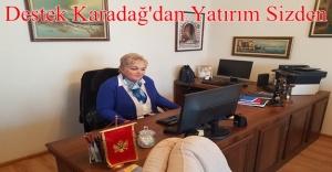 KARADAĞ'DAN TÜRK YATIRIMCIYA DAVET