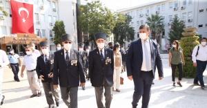 Karşıyaka Belediyesi'nden Gazilere vefa