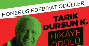 Karşıyaka Belediyesi'nden Homeros Edebiyat Ödülleri