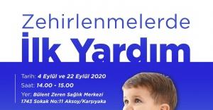 Karşıyaka Belediyesi'nden ilkyardım kursları