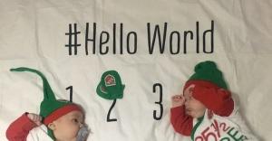 Karşıyaka'da bebekler çok mutlu!