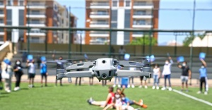 Karşıyaka'da drone eğitimi tamamlandı