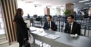 Karşıyaka'nın 'Hızlı Çözüm Alanı' hizmete açıldı