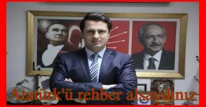 KEŞKE SİZ DE FETÖ YERİNE ATATÜRK'Ü REHBER ALSAYDINIZ.