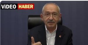 Kılıçdaroğlu, CHP'nin projelerini paylaştı, Troller istiyorlarsa izlesinler