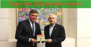 """Kılıçdaroğlu: """"Karşıyakalılara selam ve sevgiler"""""""