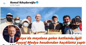 Kılıçdaroğlu'ndan Konya'daki katliamla ilgili flaş açıklama