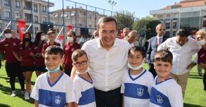 Konak Belediyesi'nden Amatör spora desteğe devam