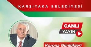 'Korona Günlükleri' Av. Senem Demirel Acar ile Zekeriya Mutlu'yu ağırlıyor