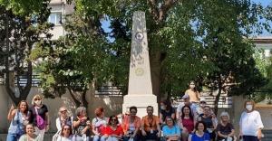 Kurtuluşun 99. yıldönümünde İzmir'i adım adım gezdiler!