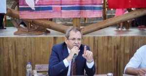 MESUT ERGİN: HAVAİ HATLAR ACİL OLARAK YERALTINA ALINMALIDIR