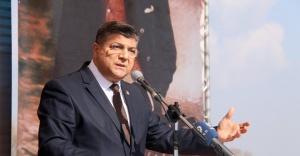 """Milletvekili Sındır, """"Çanakkale zaferi bir milletin uyanışıdır"""""""