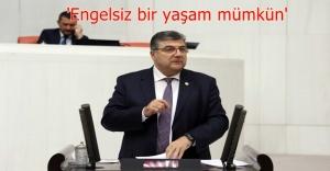 Milletvekili Sındır, kanun teklifi verdi, tüm siyasi partileri desteğe çağırdı