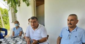 """Milletvekili Sındır, """"Kırsalda yürütmenin boşluğunu CHP'li belediyelerimiz dolduruyor"""""""