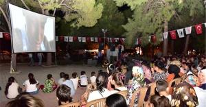 Nostaljik Açıkhava Sinema Günleri Bornova'da Başlıyor!