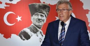 Ödemiş Belediye Başkanı Mehmet Eriş'in 10 Kasım Atatürk'ü Anma Günü mesajı;