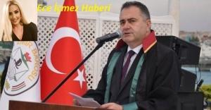 Önceki dönem Baro Başkanı Aydın Özcan'dan meslektaşlarına çağrı: Baro seçimlerini demokrasi şölenine dönüştürelim!