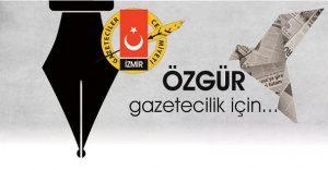 """ÖzgürİGC Grubu'ndan çağrı: """"Sosyal destek"""" İzmirli gazetecilerin de hakkı"""