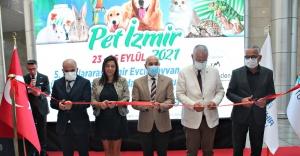 'Pet İzmir Fuarı' kapılarını açtı