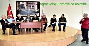 """Prof. Dr. Tayfun Özkaya:  """"Agroekoloji endüstiriyel tarıma bir alternatifdir"""""""