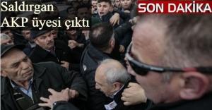 Saldırgan AKP üyesi çıktı!