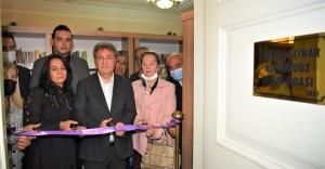 Sayra ve Çınar Bornova'da yaşayacak