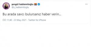 Sedat Peker'in açıklamalarının ardından Şengül Hablemitoğlu sosyal medya hesabından açıklama yaptı: Şimdi gözümün önüne geliyor