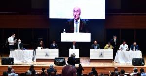 Soyer: 340 milyon dolarlık mutabakatta tek eksiğimiz Türkiye Cumhuriyeti'nin onayı