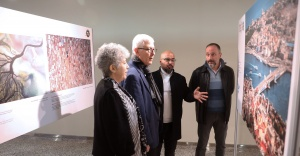 """""""Spor Toto Yılın Basın Fotoğrafları 2019"""" Sergisi Yaşar Üniversitesi'nde"""