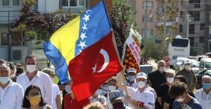 Srebrenitsa Soykırımı 25. Yıldönümünde Buca'da anıldı