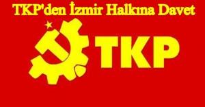 TKP İzmir Büyükşehir ve ilçe adaylarını Tepekule'de tanıtıyor