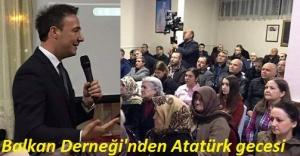 TORBALI'DA ATATÜRK GECESİ...