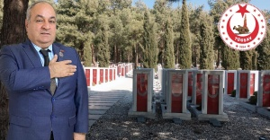TÜGŞAV İzmir Şube Başkanı Yiğiter'den Anma Mesajı