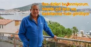 Türk sinemasının 75 yaşındaki aktöründen dizi eleştirisi